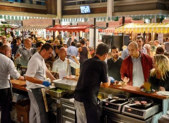 Otto stelle per otto padelle: a Cesenatico il festival della cucina italiana