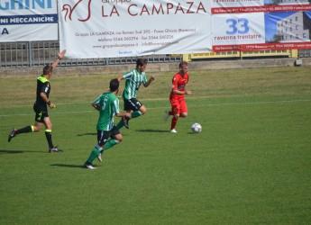 Calcio, si ferma la striscia di vittorie del Ravenna: a Fiorenzuola finisce 0-0
