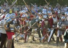 Vita Medievale alla Rocca Brancaleone con la quarta Disfida d'Arco Città di Ravenna il 17 e il 18 settembre