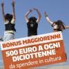 'Bonus 18enni', a Ravenna vale di più! I 500 euro 'usati'  per avvicinare i ragazzi al teatro e ai musei.