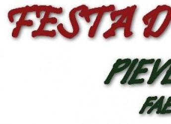 """Faenza. Viabilità: tante modifiche a Pieve Cesato per la  25^""""Festa d'autunno"""""""