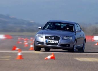 Faenza, riprendono i corsi di guida sicura in via Maestri del lavoro.