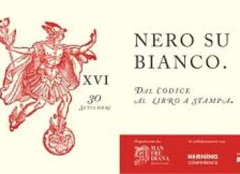 """Faenza, ultimi giorni per visitare la mostra """"Nero su Bianco. Dal codice al libro a stampa"""""""