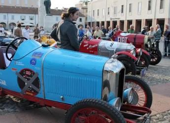Lugo. Si scaldano i motori per  'Rombi di passione'. Con la storia d'Italia del secondo Dopoguerra.