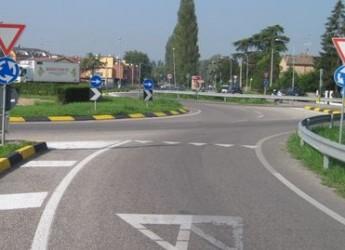 Fusignano, Prendono il via, martedì 27 settembre, i lavori per la rotatoria all'incrocio di via Cantagallo