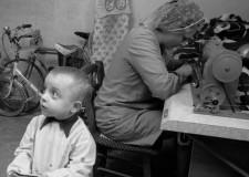 Lugo, inaugura la mostra 'Sentire il tempo' dedicata all'opera fotografica di Marina Guerra.