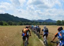 Unione: il 'Gotica Bike Tour' fa tappa in Bassa Romagna