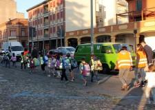 Lugo: un 'autobus' di bimbi, al via Piedibus