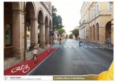 Santarcangelo, più bici e meno parcheggi per la città del futuro.