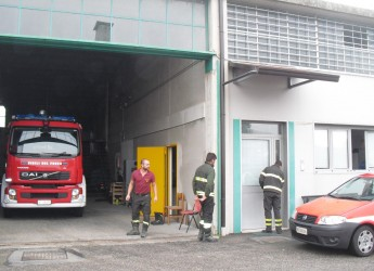 Cervia , al via i lavori di adeguamento sismico della caserma dei Vigili del Fuoco in via Galeno