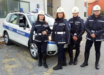 Terremoto: partito per Montegallo il primo gruppo di volontari della Polizia municipale di Rimini