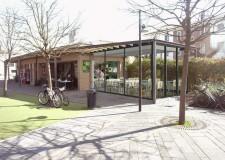 Santarcangelo, al Parco Campo della Fiera al via l'ampliamento del bar e la riqualificazione dei bagni pubblici