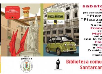 Santarcangelo, ANPI e biblioteca Baldini, secondo appuntamento  con il fumetto dedicato alla stagione delle stragi