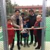 Rimini, inaugurato il nuovo campo di calcetto a 5 realizzato nell'area del Peep di Santa Giustina