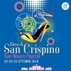 San Mauro Pascoli. Benvenuti nel paese dei calzolai: da sabato 22 a martedì 25 ottobre torna la Fiera di San Crispino.