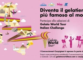 Gelato World Tour Italian Challenge prosegue il suo viaggio e fa tappa a Faenza.