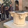 Lugo, studenti del 'Nervi' in visita alla rocca per fotografarne i dettagli architettonici