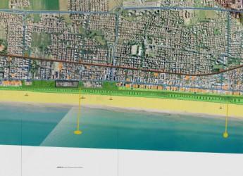 Rimini, la Regione finanzia con 2,85 milioni di euro la 'dorsale verde' del Parco del Mare