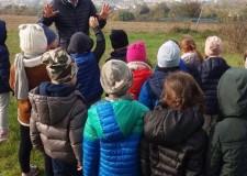 Riccione, Uscita sul campo per i piccoli della scuola dell'infanzia paritaria Maestre Pie al castello degli Agolanti