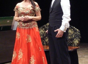 Cesenatico. Al Teatro comunale, un felice  Capodanno con 'Un palco all'operetta'.