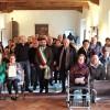 Emilia Romagna. Lugo, celebrate in Rocca le nozze d'oro e di diamante per le coppie in festa nel 2016.
