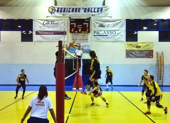 Serie C Volley maschile, la battuta non fa ridere!