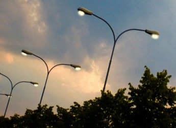 Cesena. Opere pubbliche a Bilancio 2017: l'illuminazione di via Tipano batte il ponticello sul Cesuola.