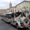 Rimini, Da sabato tornano al servizio del Centro storico i trenini gratuiti di Centro facile
