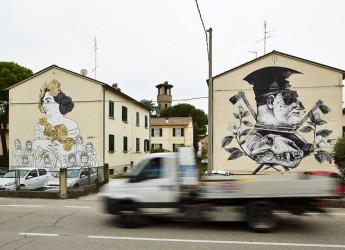 Emilia Romagna. 'Cotignola: dal museo al paesaggio', con  Mina Hamada e Zosen Bandido.