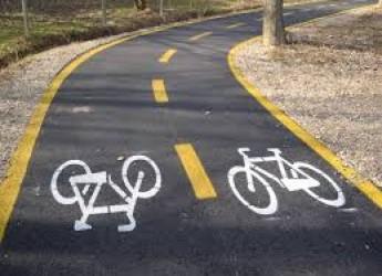 Cesena. Sono partiti i lavori per  il completamento della pista ciclabile fra Ronta e San Martino in Fiume.