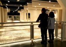 Ravenna. Orari: Domus dei tappeti di pietra e Cripta Rasponi – Giardini pensili, weekend di febbraio.