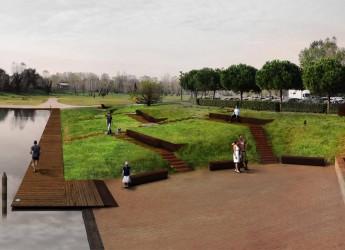 Emilia Romagna. Progetto Tiberio: aggiudicati i lavori per la Piazza sull'acqua – parco Marecchia.