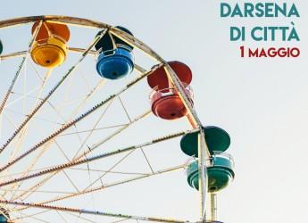 Ravenna. Una ruota panoramica per la Darsena. Dall'alto, per una 'veduta' inedita ed emozionante della città.