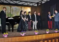 Emilia Romagna. Reiterati applausi per il concerto di domenica 19 marzo all'Auditorium di Bagnara.