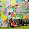 Emilia Romagna. Trionfo di colori al parco Bacchettoni di Cotignola. Dedicati alla Segavecchia.