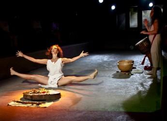 Emilia Romagna. Cotignola( Ra): danza, musica e video, spettacolo ispirato alle mitiche Sirene.