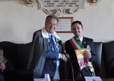 Emilia Romagna. Bertinoro: Franco Albertini confermato Primo tribuno del tribunato di Romagna.