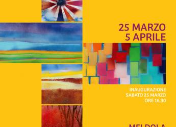 Emilia Romagna. Meldola: sabato 25, personale di pittura in galleria Michelacci di Silvia Borghesi.