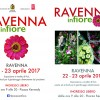 Ravenna in fiore. Un giardino in pieno centro storico. Piante e fiori per un trionfo di primavera.
