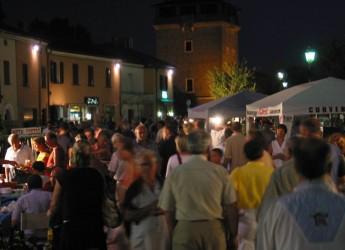Cervia. Riqualificazione del Borgomarina. Ponti di Pasqua e 25 Aprile: l'accesso all'area del cantiere.