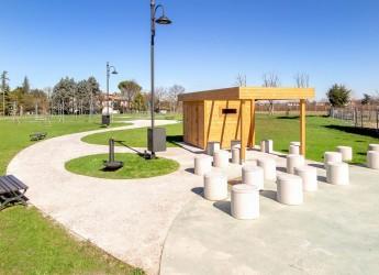 A Forlì il primo Parco pubblico partecipato. Con pali intelligenti, videosorveglienza, rete wi-fi e altro.