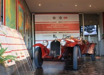 Mille Miglia, corsa senza tempo. La terza classificata torna in mostra al museo ' Mille miglia'.