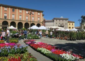 Emilia Romagna. Appuntamenti di primavera. 'Balconi Fioriti': boom di presenze nella giornata di domenica.
