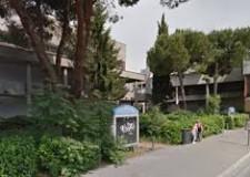 Rimini. Chiuso il parcheggio di via Euterpe in prossimità  del ponte che collega con l'ex Astoria.