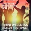 Kennedy Cake, Street Food & Much More. Rimini Wellness Beach Festival, Notti Rosa e Ferragosto.