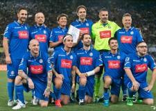 Emilia Romagna. La Nazionale cantanti sceglie ancora Gatteo Mare. Per preparare la 'Partita del cuore'.