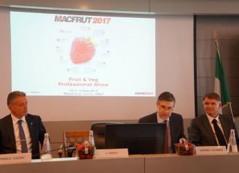 Emilia Romagna. Il vice Ministro Andrea Olivero inaugura la 34a edizione di Macfrut. Grandi numeri.