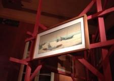 Bellaria Igea Marina. ' Giulio Turci al sole', opere dell'artista santarcangiolese alla 'Casa rossa'.