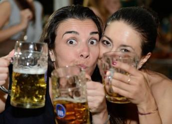 Cotignola. XXVI 'Festa della birra'. Birra, gastronomia e musica gli ingredienti della kermesse.