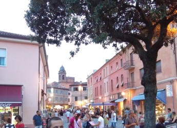 Santarcangelo d/R. Chiusa: 'La pida… e pén de mi Paéis', affollata  tre giorni dedicata alla piadina.